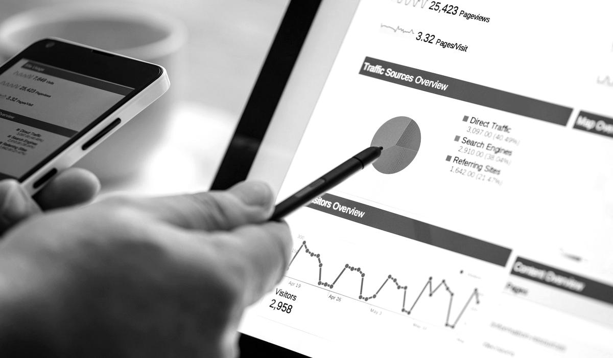 SEO reporting et suivi quantitatif